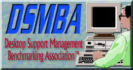 Desktop Support Management Benchmarking Association logo
